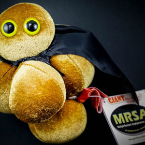 Gigantic The MRSA Plush Toy
