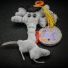 Giant Brain Cell plush toy_4