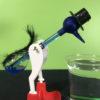 Drinking bird science experiment