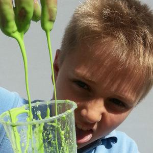Gross slime