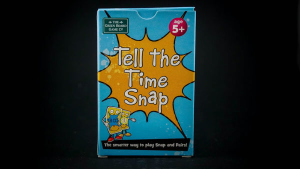 Tell the Time Snap Cards