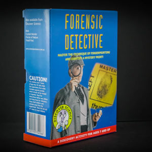 Forensic Detective Science Kit