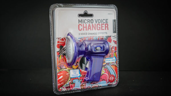 Voice changer (Micro)