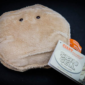 Giant Skin Cell Plush Toy