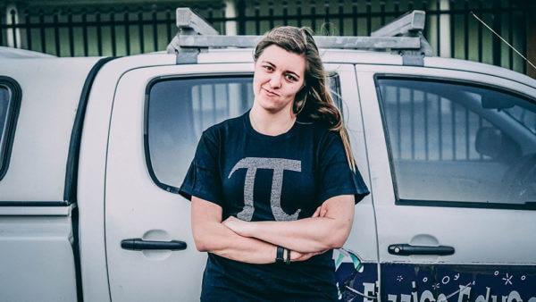 Pi Shirt (M)