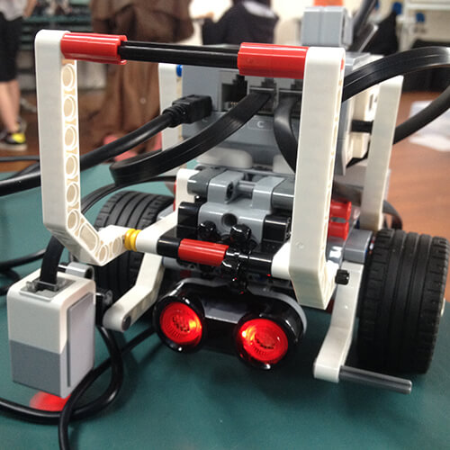 Information About Lego Mindstorms With Fizzics Education Kids