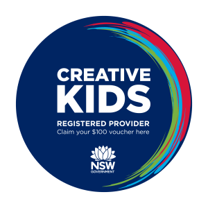 Creative Kids registered provider