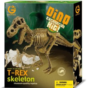T-Rex excavation kit