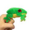Tree frog finger puppet_1