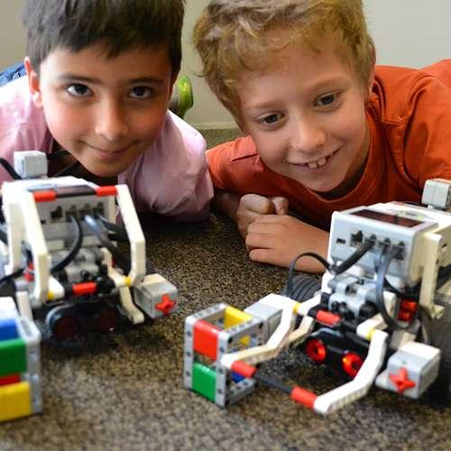lego robotics is fun!