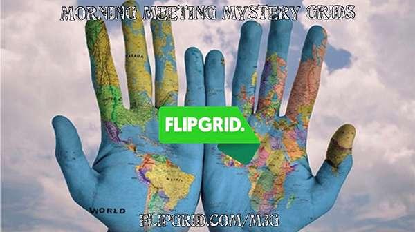 Flipgrid Mystery Grids