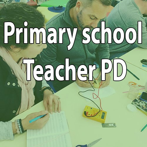 Primary school PD on STEM