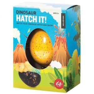 The Dino Hatch It toy in its packaging